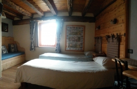 Camera Monte Bianco - Bed & Breakfast / Holiday apartment Gran Paradiso